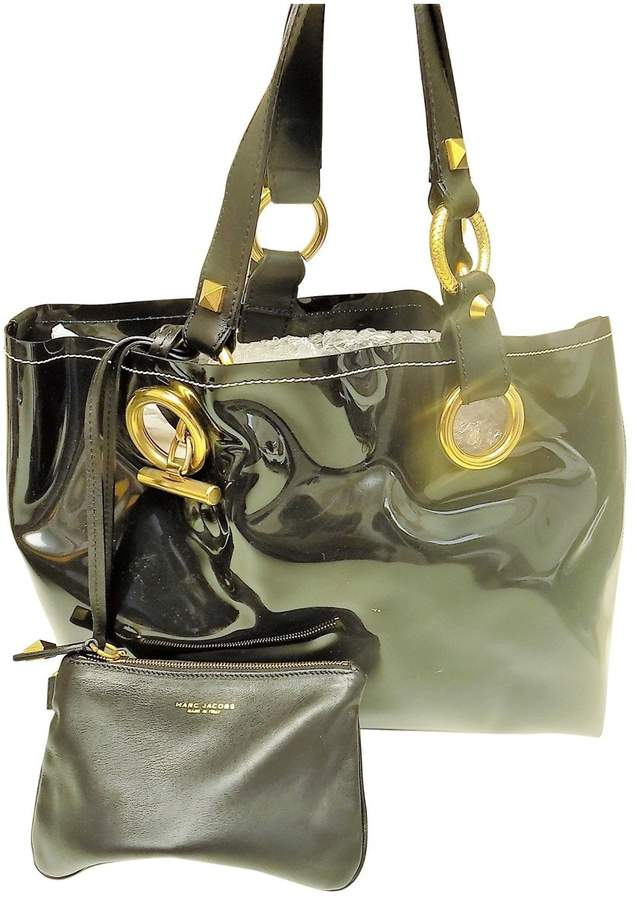 Marc Jacobs Patent leather tote