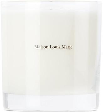 Maison Louis Marie No.02 Le Long Fond Candle, 8 oz