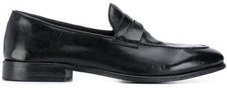 Alberto Fasciani Vulcano penny loafers