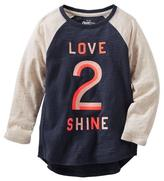 Osh Kosh OshKosh Girls' TLC Raglan Tunic