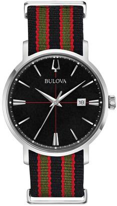 Bulova Men's Nylon Watch
