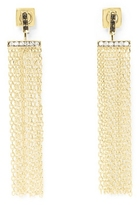 Vince Camuto Chain Fringe Ear Jackets