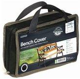 Gardman 2 Seater Bench Cover - Black