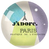 Fringe J'Adore Paperweight