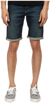 Bikkembergs Five-Pocket Denim Shorts