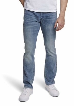 7 For All Mankind Seven7 Men's Big & Tall Slim Straight Jean