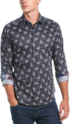 Robert Graham Oleander Classic Fit Woven Shirt
