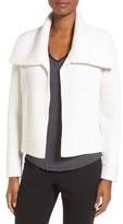 Nordstrom Women's Spread Collar Cashmere Cardigan