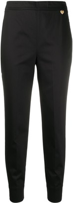 Twin-Set Slim Fit Tousers