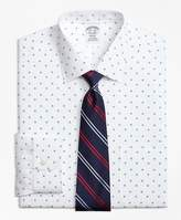 Brooks Brothers Non-Iron Regent Fit Double Square Dress Shirt