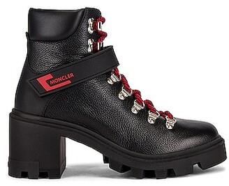 Moncler Carol Ankle Boot in Black
