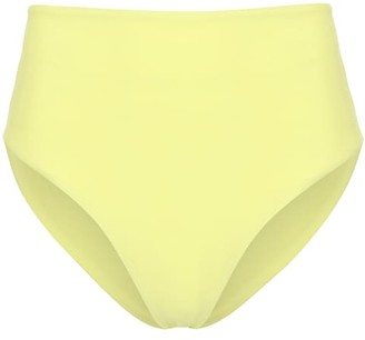 JADE SWIM Exclusive to Mytheresa Bound high-rise bikini bottoms
