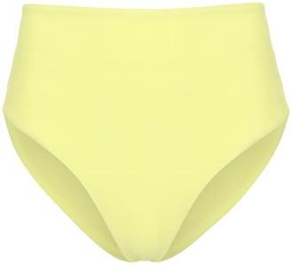 JADE SWIM Exclusive to Mytheresa Bound high-rise bikini bottoms