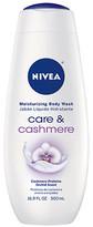 Nivea Touch of Cashmere Moisturizing Body Wash