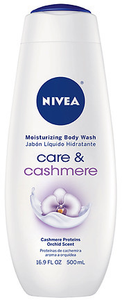 Nivea Cashmere Moisturizing Body Wash
