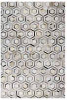 Bashian Rugs Parquet Hand-Stitched Rug