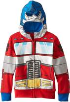 Transformers Little Boys' Optimus Little Boys Costume Hoodie