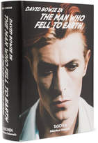 Taschen David Bowie: The Man Who Fell To Earth Hardcover Book
