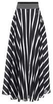 Diane von Furstenberg Striped maxi skirt