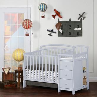 Dream On Me Casco 4-in-1 Convertible Mini Crib Set