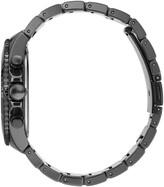 BOSS Boss Ocean Edition Blue Sunray Chronograph Dial Black IP Stainless Steel Bracelet Mens Watch