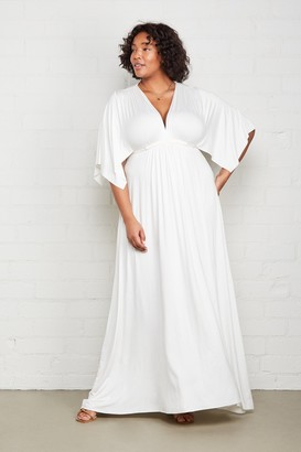 White Label Long Caftan - Plus Size