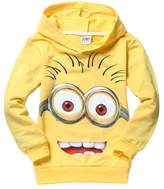 HomeBuy Buy Home Despicable Me 2 Little Boys Girls Minions T-Shirt Hoodies Tops Tees