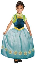 Disney: Frozen Girls Anna Fever Deluxe Costume