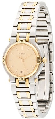 Gucci Pre-Owned Pre-Owned Quartz 15mm