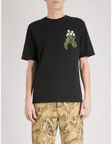 Loewe X William Morris Cotton-jersey T-shirt