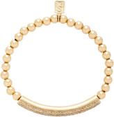Thumbnail for your product : Sheryl Lowe Women's 14K Gold And Diamond Bracelet - Gold - Moda Operandi