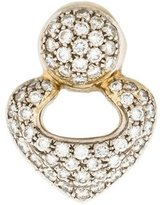 Chimento 18K Pavé Diamond Pendant