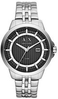 Armani Exchange Copeland Stainless Steel Bracelet Watch