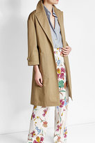 Vanessa Bruno Cotton Trench Coat