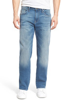 Mavi Jeans Zach Straight Leg Jean (Mid Shaded Williamsburg)