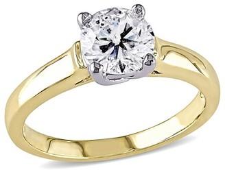 Rina Limor Fine Jewelry 14K 1.00 Ct. Tw. Diamond Solitaire Ring