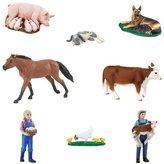 Safari Farm Set (styles may vary)