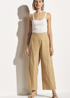 Vince Cropped Wide Pant