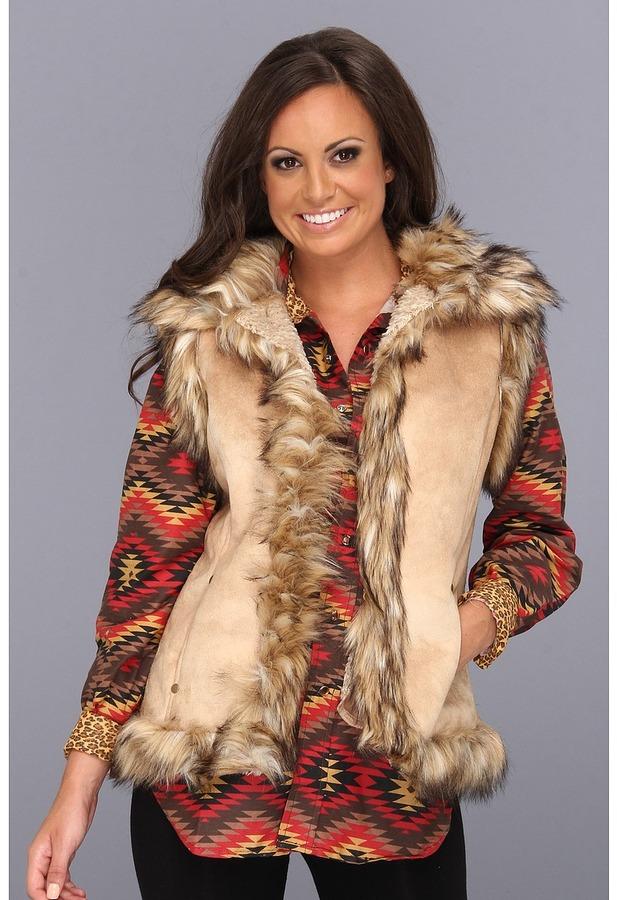 Tasha Polizzi - Luxe Vest (Fawn) - Apparel