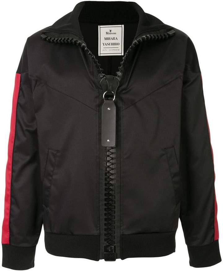 Puma Maison Yasuhiro side stripe bomber jacket