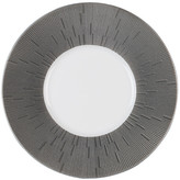 Haviland Infini Dark Grey Bread Plate