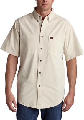 Riggs Workwear Men's Big & Tall Chambray Work Shirt