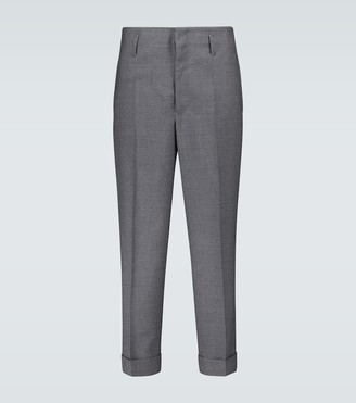 MONCLER GENIUS 7 MONCLER FRAGMENT relaxed-fit pants