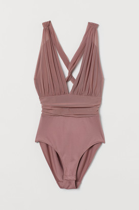 H&M Mesh Bodysuit
