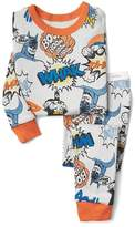 Gap babyGap | DC Batman comic sleep set