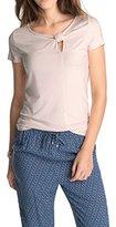 Esprit Women's weicher Viskose-Mix Plain Sleeveless T-Shirt