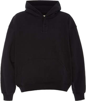 Fear Of God Everyday Cotton-Jersey Hoodie Size: S