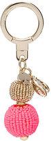 Kate Spade On purpose beaded keychain
