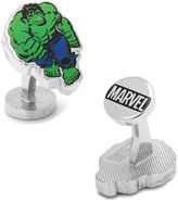 Asstd National Brand Marvel Hulk Action Cuff Links