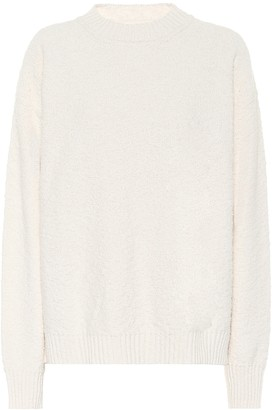 Jil Sander Cotton-blend sweater